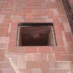 Block paving brickwork in Llandaff
