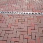 Bonvilston Block paved driveways and drainage