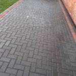 Driveway forecourt washing services Llandaff