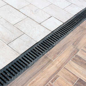 patio drain cleaning and maintenance services