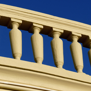 stone balustrade cleaning services
